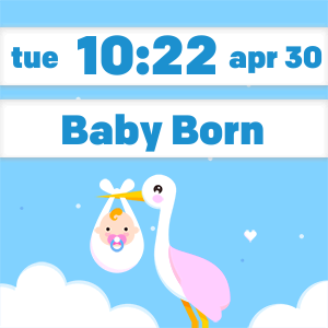 Baby Born Countdown
